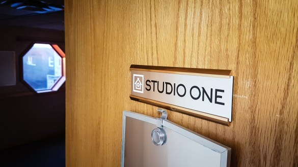 Cabin Radio Studio One
