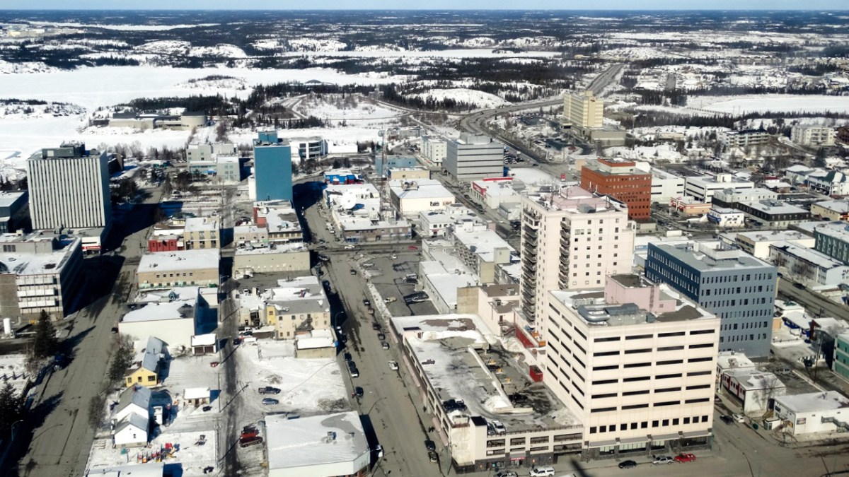 Yellowknife got quieter in 2017, RCMP & bylaw figures show