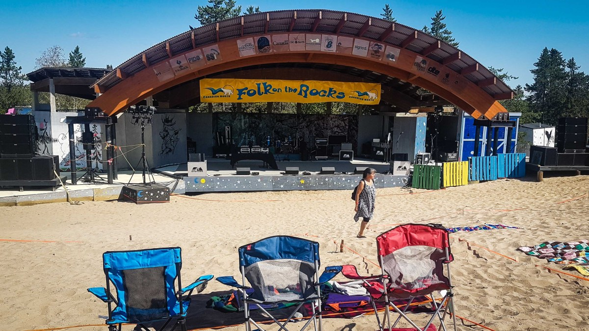 President of Yellowknife's Folk on the Rocks festival resigns