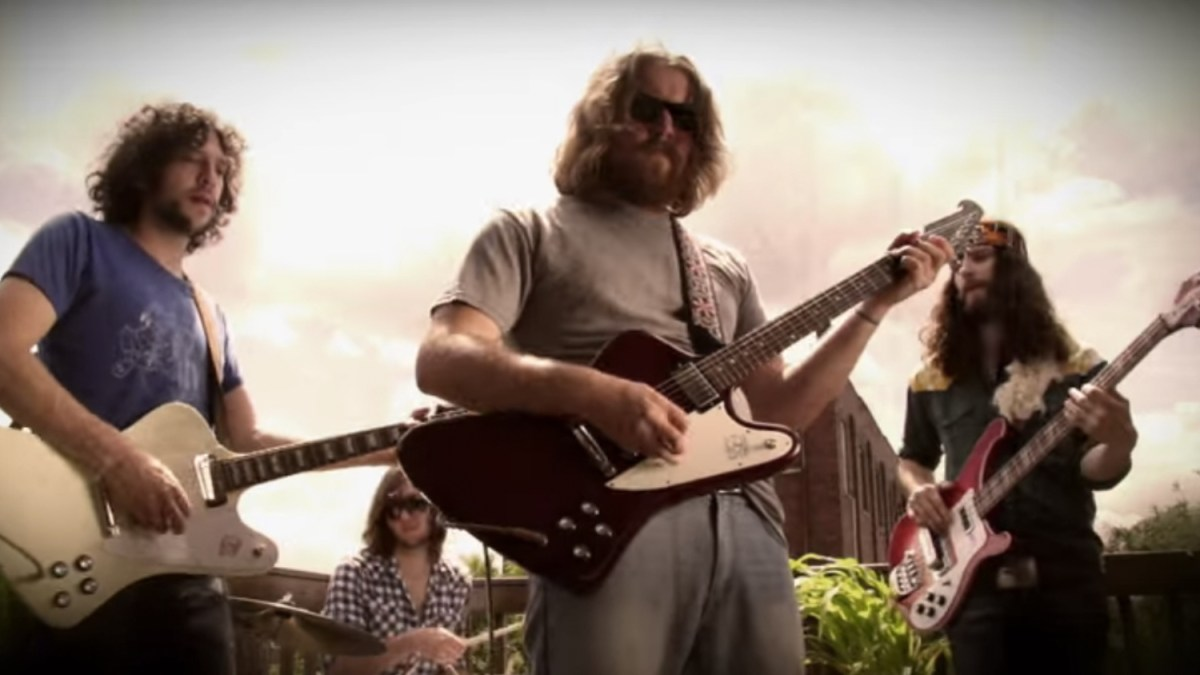 Sheepdogs talk about playing Yellowknife's Black Knight