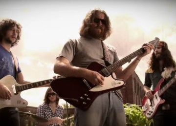 A file photo of The Sheepdogs