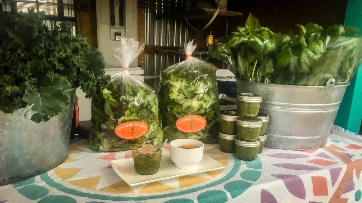 Botulism warning over pesto bought at Hay River market