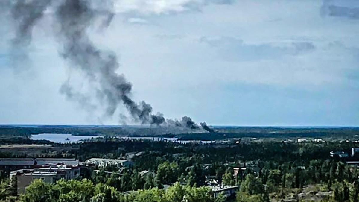 City: Thursday's Yellowknife fire came from asphalt facility