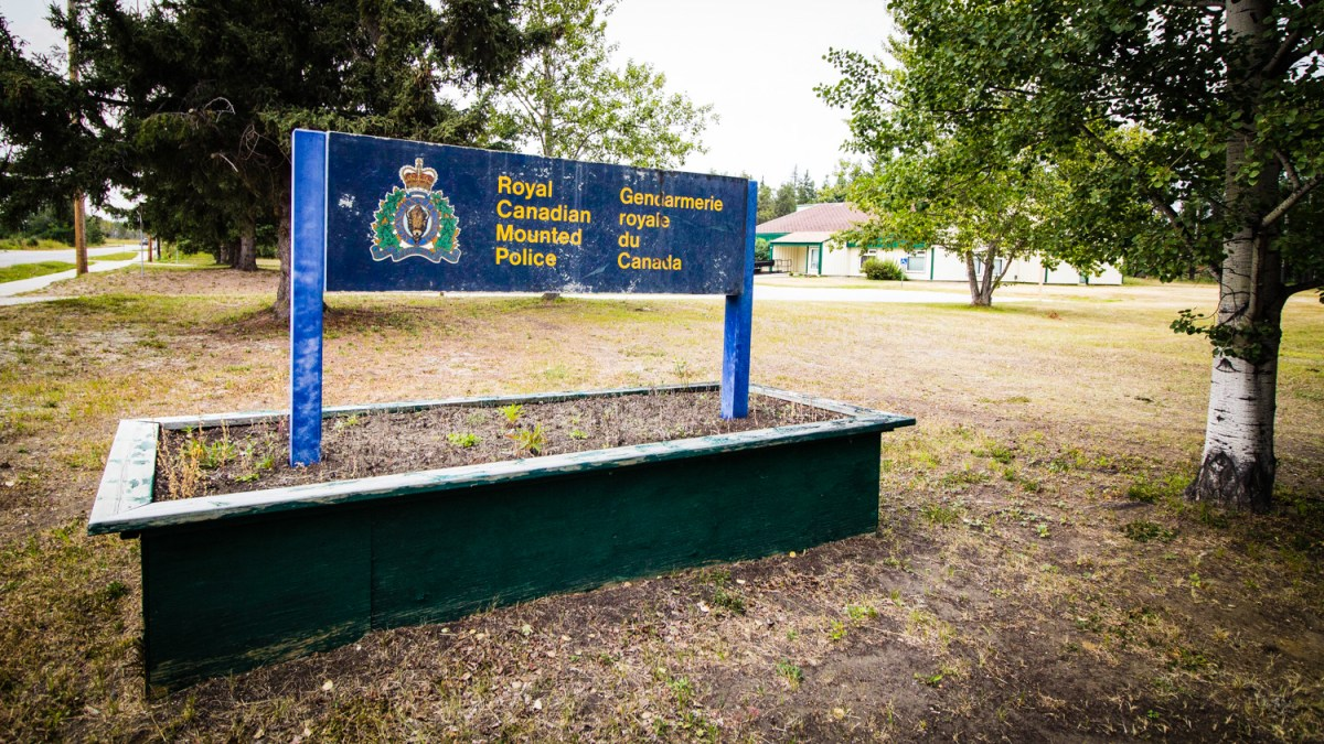 Get a grip if you're going out, police beg NWT residents
