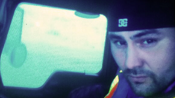 A photo of Richard Binder Jr submitted by the RCMP.
