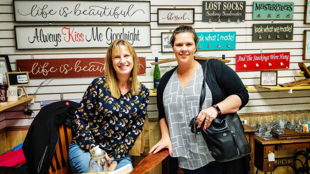 The Farmhouse, home decor store, opens in Yellowknife
