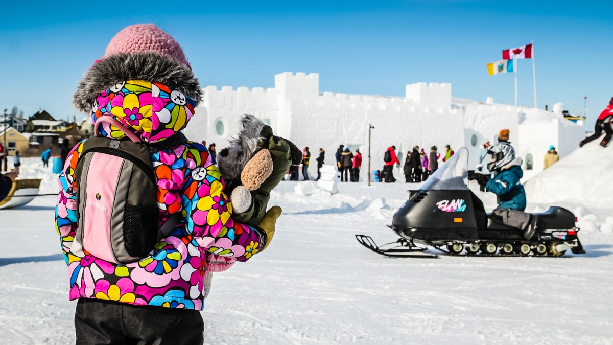 Snowking, in 'no crisis' this year, launches reverse raffle