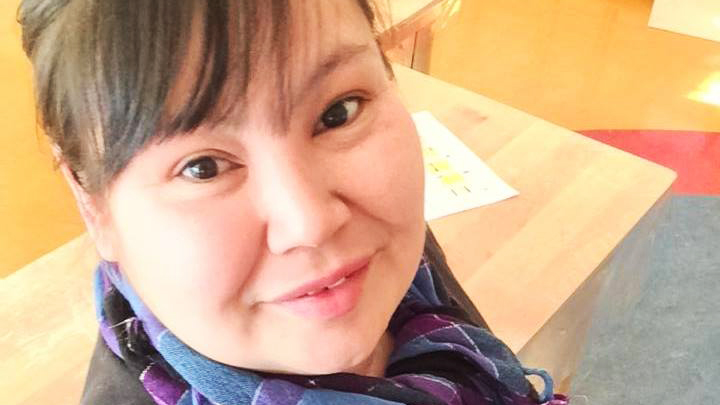 April Martel is KFN's first female chief – by three votes
