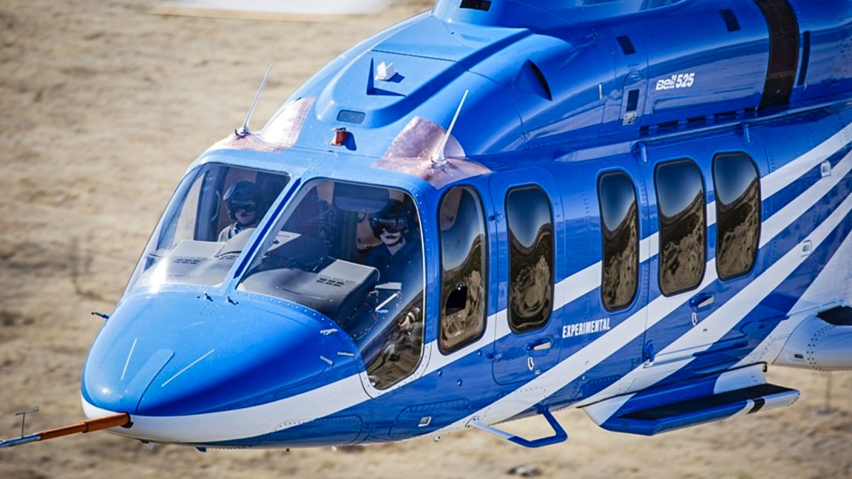 Bell preparing Yellowknife test for new helicopter – report