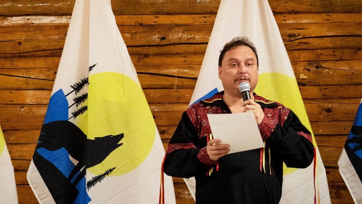 Bailey acclaimed to fourth term leading NWT Métis Nation