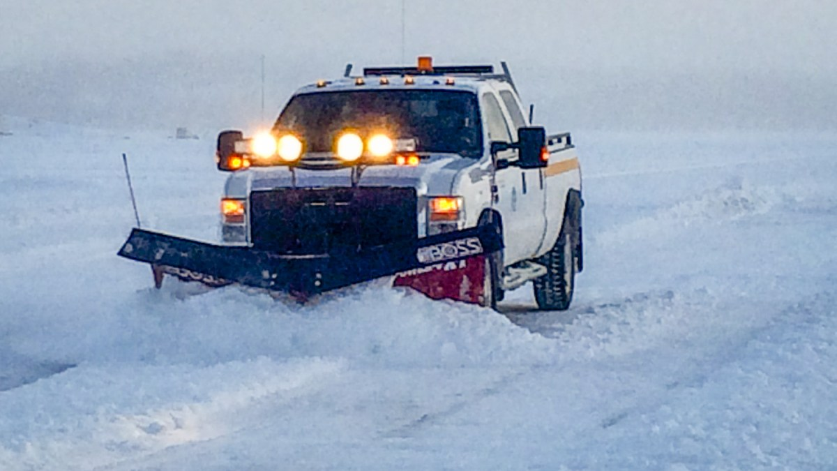 Yellowknife-Dettah ice road to open on Friday morning