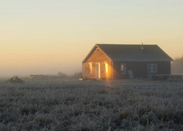 A file photo of a building at the Sweetgrass Station. Sarah Pruys/Cabin Radio