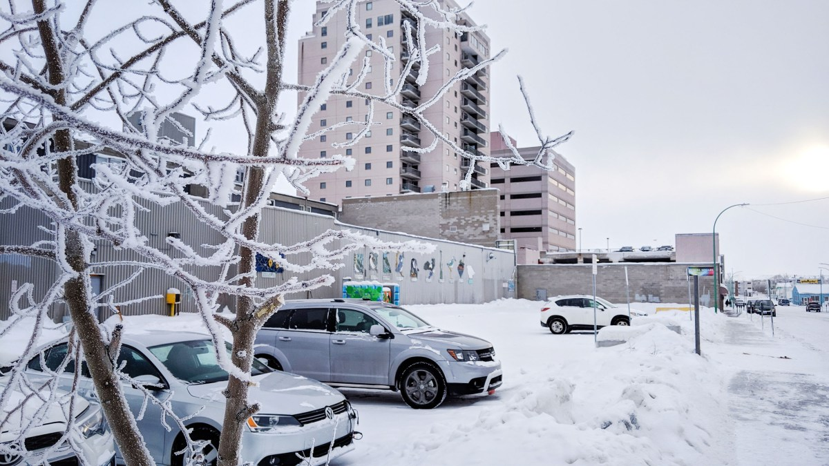 Yellowknife looks to sell downtown lot it bought in 2014