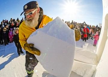 Snowking Winter Festival