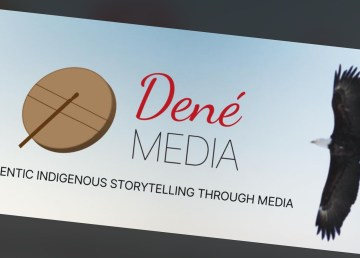 A new media organization is increasing Indigenous self-representation. Dené Media/Facebook