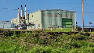 Fort Simpson's NWT Power Corporation building