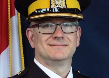 An RCMP handout image of Inspector Dyson Smith