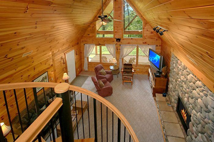 1 Bedroom Cabin Floor Plans