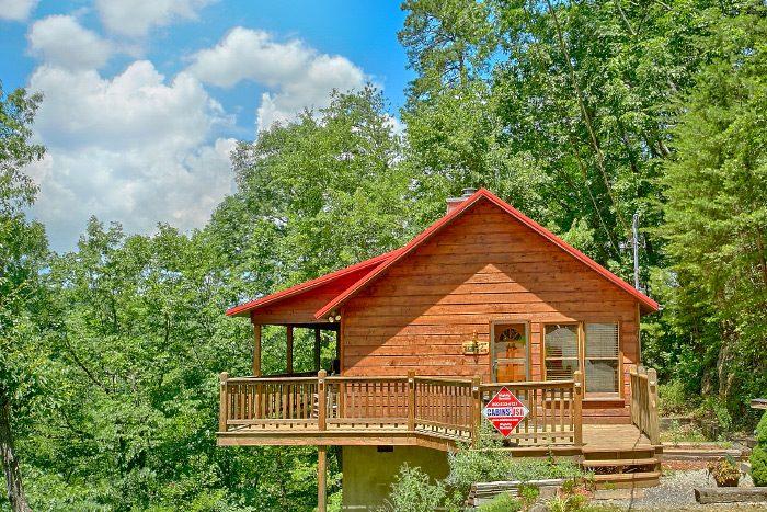 1 Bedroom Cabin Near Pigeon Forge And Gatlinburg