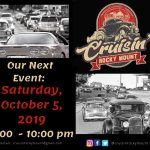 Next Cruise Night Scheduled in Rocky Mount
