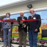 FRANKLIN COUNTY CUTS RIBBON ON NEW ANIMAL SHELTER