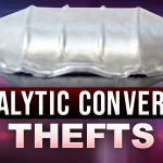Catalytic Converter Thefts Increasing Across Franklin Co.