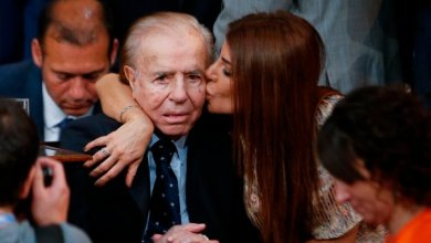 "Photo of Afirmaron que el expresidente Menem ""se encuentra estable"""