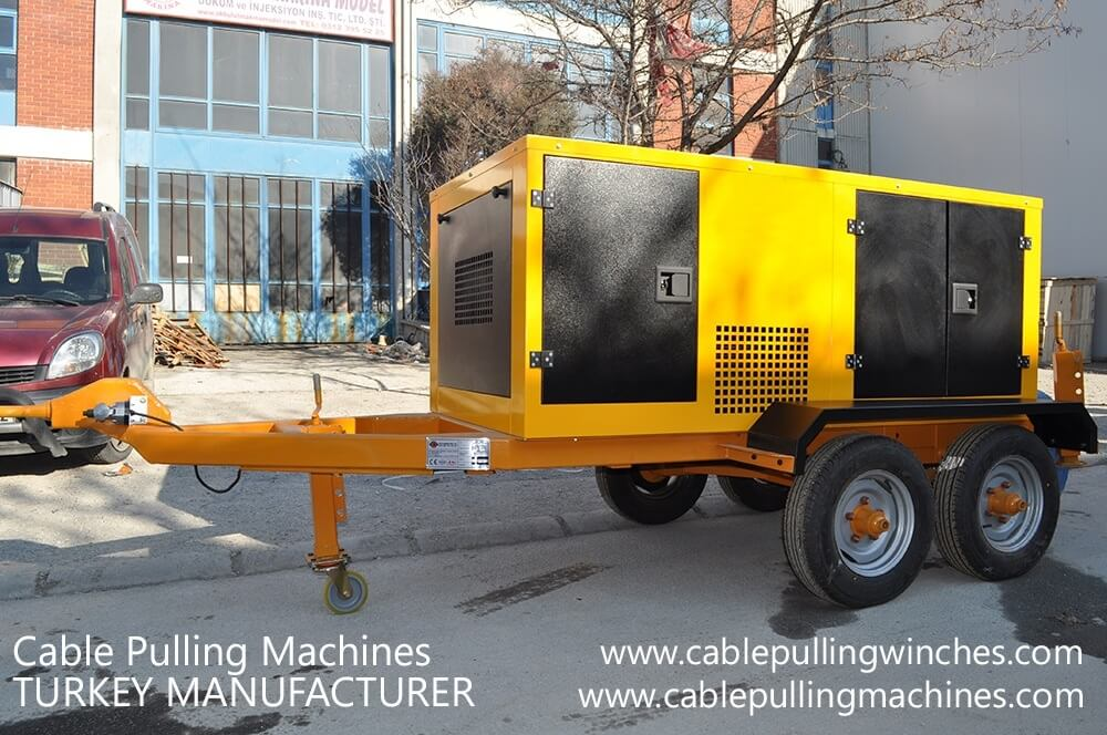 Cable Pulling Machine Manufacturer cable pulling machine manufacturer Cable Pulling Machine Manufacturer Benefits Cable Pulling Machines 110