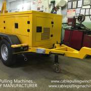 Cable Blowing Machines 10 Tons cable drum trailer The features of the Cable Drum Trailer Manufacturer Cable Pulling Machines 106