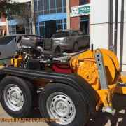 Cable Pulling Machines 7 Tons Cable Pulling Machines- a benefit to all projects Cable Pulling Machines- a benefit to all projects Cable Pulling Machines 1110