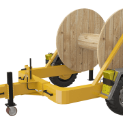 cable pulling machines Cable Pulling Machines – An Useful Equipment For You Hydraulic Drum Trailers 10 Tons 1