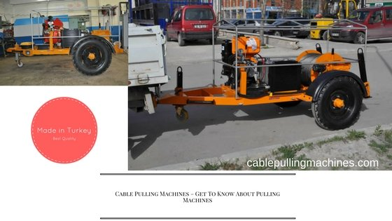 Cable Pulling Machines cable pulling machines Cable Pulling Machines – Get To Know About Pulling Machines Cable Pulling Machines 1