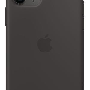 Apple iPhone 11 Pro Silicone Case Black - MWYN2ZM A