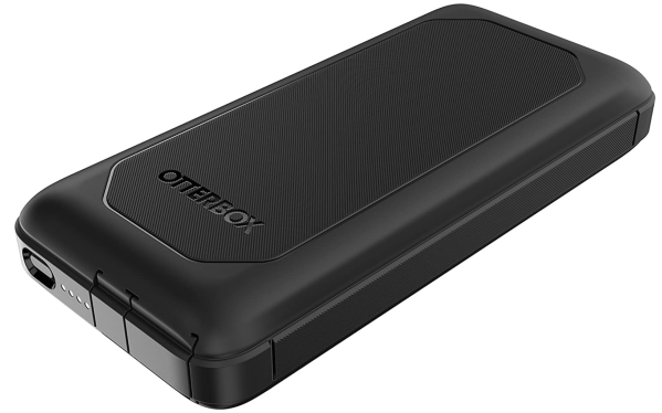 OtterBox Connected+ Rugged, Dust and Splash Resistant (MiL-spec IP65) Power Pack - 20,000 mAh - Black