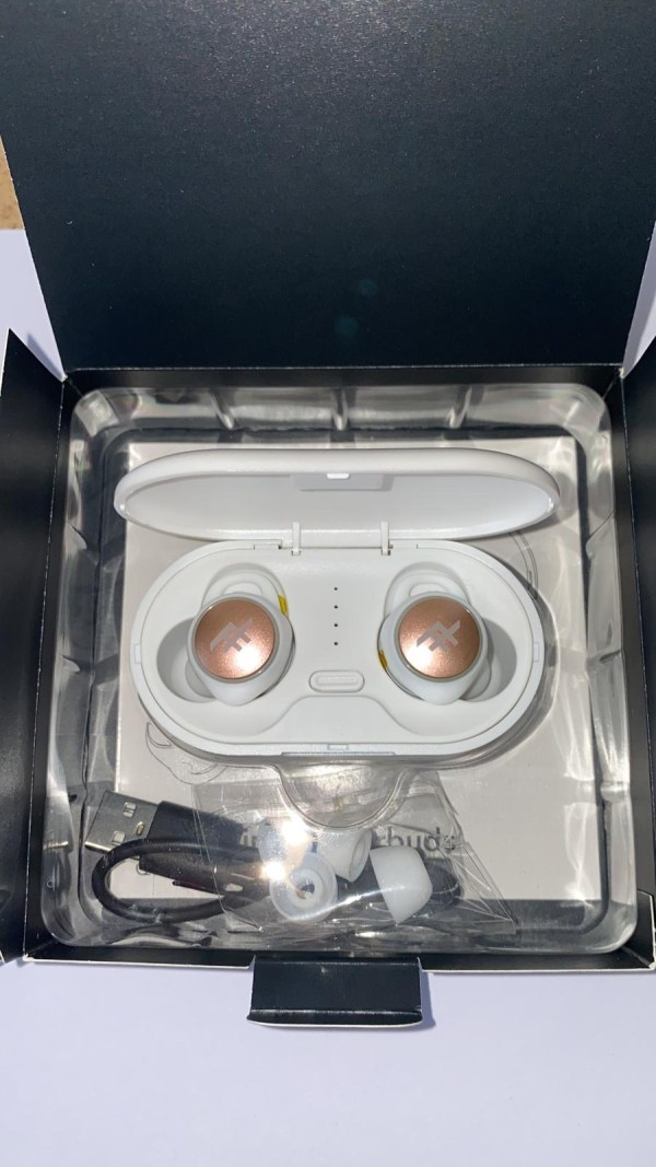 IFROGZ TWS 2019 HSN Earphones - White – 304003566