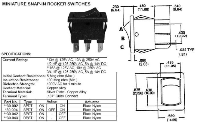 dpst switch wiring dpst image wiring diagram dpst rocker switch wiring diagram wiring diagram on dpst switch wiring