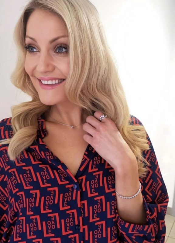We were so delighted to have Cabochon & Co Diamonds Jewellery featured on Ireland AM with Stylist Lorna Duffy for a 'Date Night Looks' Special! Kerri Nicole Blanc