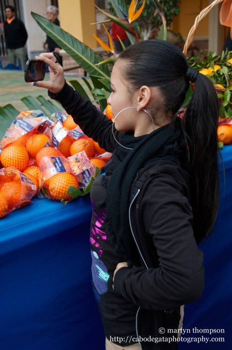 Día de la Naranja, Gádor