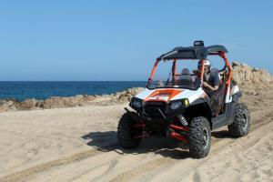 The best ATV and Razor Off Road tours in Cabo