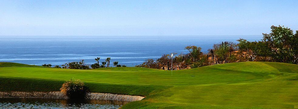 Cabo Real Golf Course Ocean views