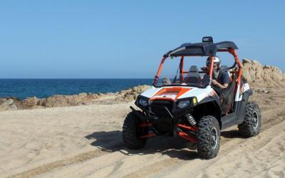 Cabo San Lucas RAZOR RZR Tours, tour en cuatrimoto por la playas y desierto Cactus ATV Tours