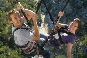 sling swinger giant tarzan swing Cabo San Lucas Wild Canyon cabodiscounttours, columpio de Tarzan los Cabos, Columpio Wild Canyon Cabo