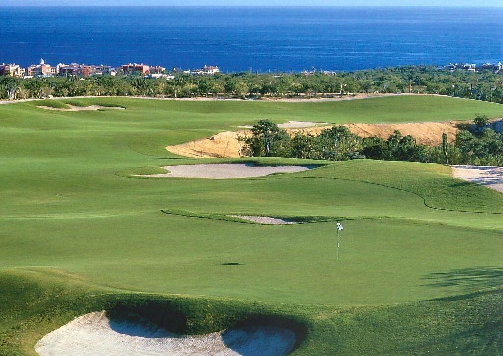 Cabo del Sol Desert course has amazing ocean views