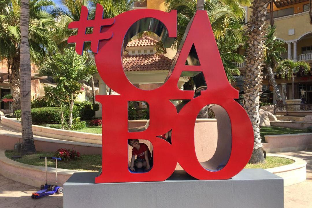 #Cabo Sign