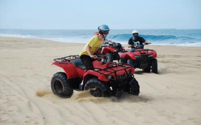 Cabo San Lucas RAZOR RZR Tours, ATV Beach & Desert ATV Tours Cactus ATV Tours