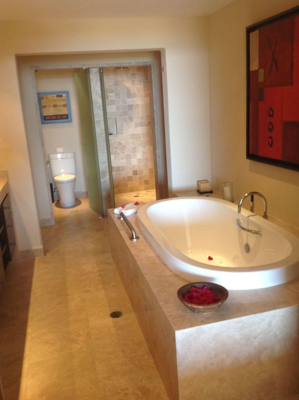 bath las residencias golf resort and spa located in casa del mar cabo san lucas