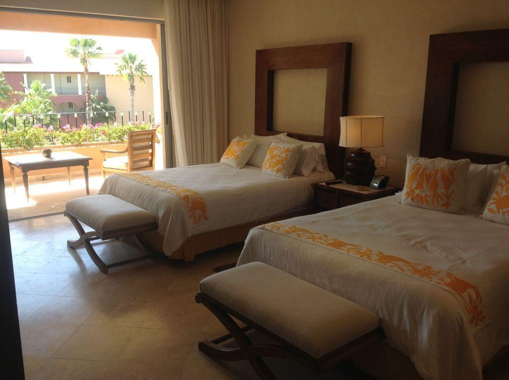 bedroom las residencias golf resort and spa located in casa del mar cabo san lucas