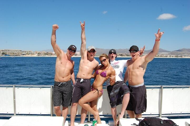 Cabo Escape Snorkel Fun Booze Cruise in Cabo San Lucas