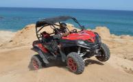 Cabo razor tours and UTV tours