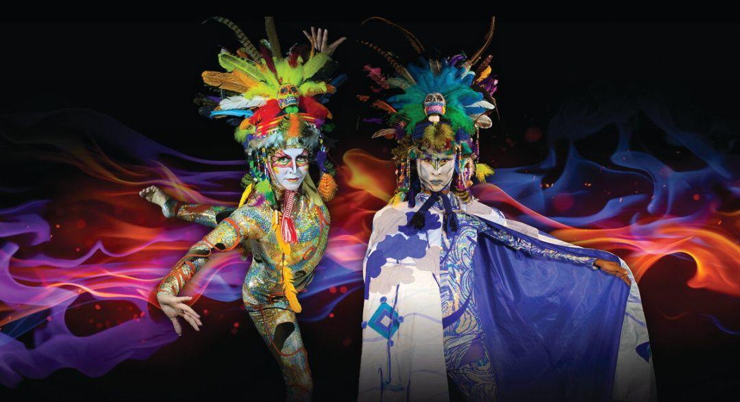 wirikuta los Cabos dinner show costumes